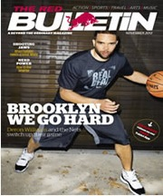 Free Subscription to The Red Bulletin Magazine