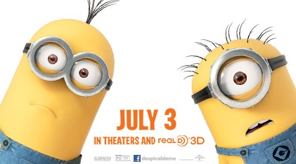 Free Advanced Screening of Despicable Me 2 (select cities)