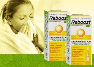 Free Reboost Nasal Spray (apply, Mom Ambassadors)