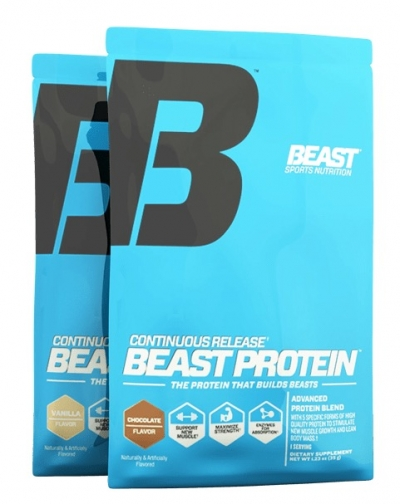 Free Beast Sports Nutrition Sample