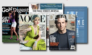 Free Magazine & Newspaper Subscriptions