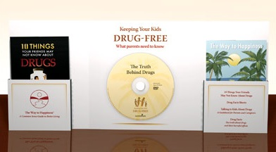 Free Keeping Your Kids Drug Free Kit (Hawaii Only)