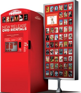 Free Redbox Rental At Giant Food Stores (text)