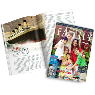 Free Issue Of Home Educating Family Magazine