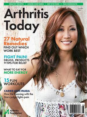 Free Subscription To Arthritis Today