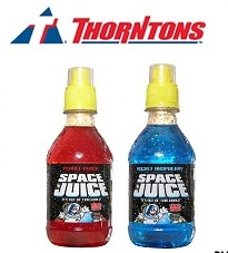 Free Space Juice At Thorntons