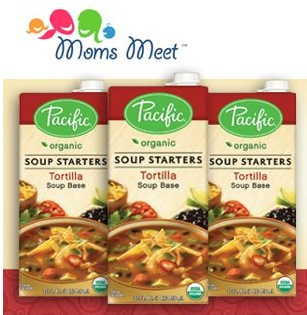 Free Pacific Tortilla Soup Starter (apply, Mom Ambassadors)