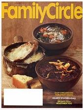 Free Subscription To Family Circle Magazine
