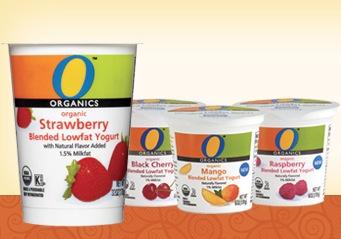 Free O Organics Yogurt  (apply, Mom Ambassadors)