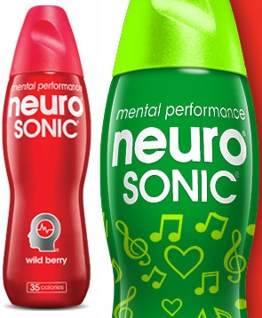 Free Neuro Sonic Drink