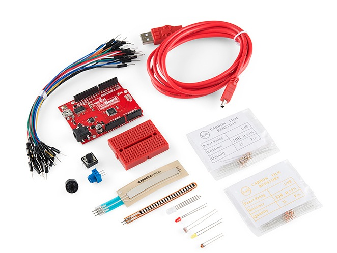 Free Sparkfun Kit (for Furloughed Government Workers)
