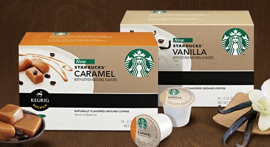 Free Samples Of Starbucks Flavored K-Cup Packs