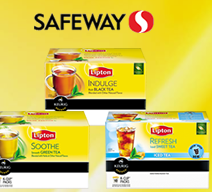 Free Lipton Tea K-Cup Packs Sample (California Only)