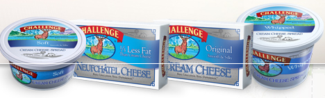 2 Free Packages Of Challenge Butter Cream Cheese (fb, TX Only)