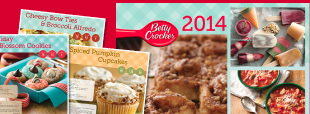 Free 2014 Betty Crocker Calendar