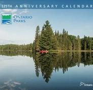 Free 2018 Ontario Parks Calendar
