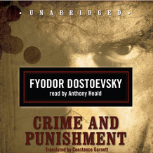 Free  Crime and Punishment By Fyodor Dostoevsky Audiobook