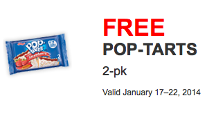 Free Pop-Tarts At Kum & Go Stores
