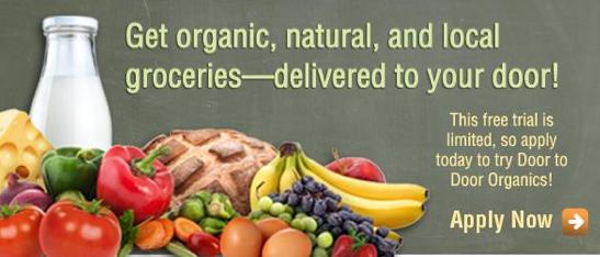 Free Door To Door Organics (apply, Mom Ambassadors)
