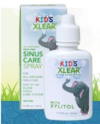 Free Kid's Xlear Sinus Care Spray (apply, Mom Ambassadors)