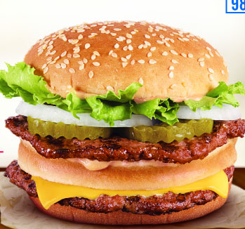 Free Big King Sandwich at Burger King (California)