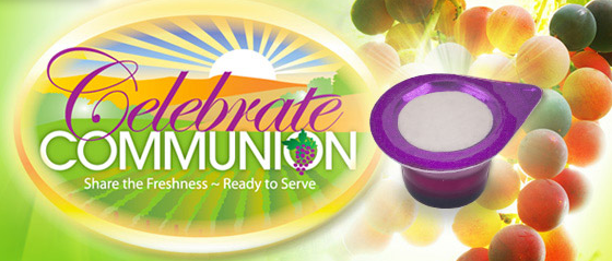 Free Sample Pack of Prefilled Communion Cups