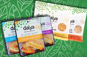 Free Daiya Dairy-Free Cheeses (Apply, Mom Ambassadors)