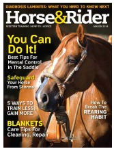 Free Subscription to Horse & Rider