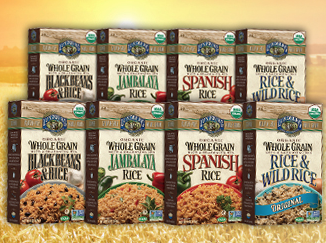 Free Lundberg Family Farms Whole Grain Rice and Seasoning Mixes (Apply, Mom Ambassadors)