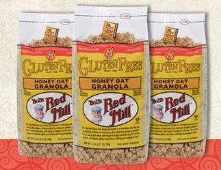 Free Bob's Red Mill Gluten Free Granola (Apply, Mom Ambassadors)