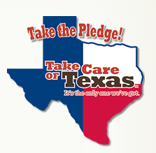 Free Take Care of Texas Sticker (TX only)