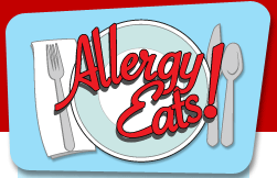 Free Allergy Eats Magnet
