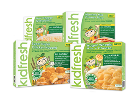 Free Kidfresh Frozen Kids Meals (Apply, Mom Ambassadors)