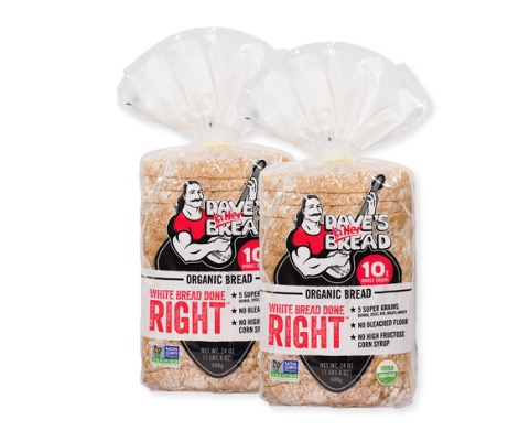 Free Dave's Killer Bread White Bread Done Right (Apply, Mom Ambassadors)
