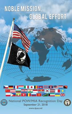 Free 2016 National POW/MIA Recognition Day Posters