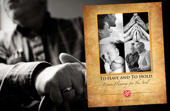 Free Book: To Have and to Hold - Estate Planning for the Soul (Religious)