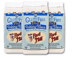 Free Bob's Red Mill Gluten Free 1-to-1 Baking Flour (Apply, Mom Ambassadors)