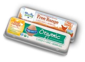 Free Organic Eggs (Apply, Mom Ambassadors)