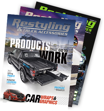 Free Subscription to Restyling & Truck Accessories Magazine