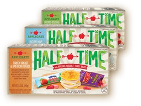 Free Applegate HALF TIME Lunch Kits (Apply, Mom Ambassadors)