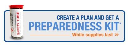 Free Weather Channel Preparedness Kit (1st 2300)