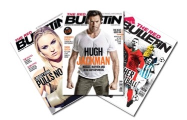 Free Red Bulletin Magazine Subscription