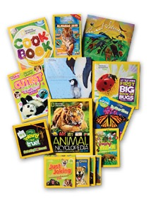 Free National Geographic Holiday Book Boutique (Apply, Mom Ambassadors)