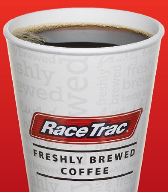 Free Small Coffee at Race Trac