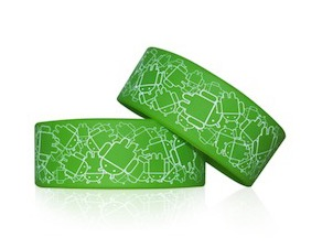 Free Android Wristband from Wristband Nation