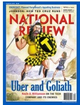 Free Subscription to National Review Magazine