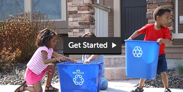 15 Free Recyclebank Points (Rules of Recycling)