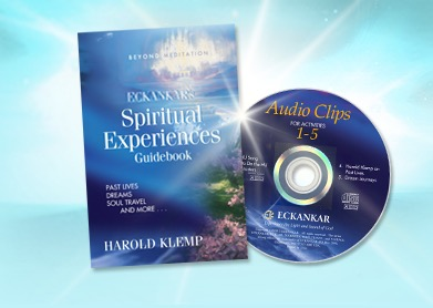 Free Eckankar Spiritual Experiences Book and CD