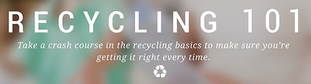 160 Free Recyclebank Points (Recycling 101)