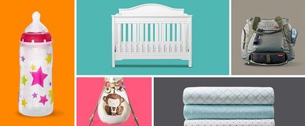Free Gift at Target (Baby Registry)
